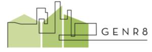 Genr8 North Logo